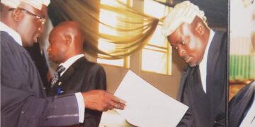 Speaker of the Lagos State House of Assembly, Rt. Hon. Mudashiru Obasa