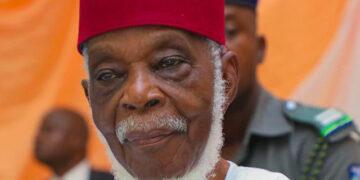 leader of Yoruba socio-cultural and political organisation, Afenifere, Pa Ayorinde Fasanmi