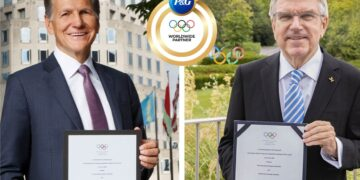The IOC and Procter & Gamble